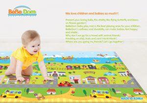 Bebe Dom Playmat
