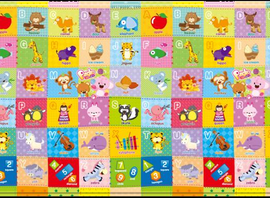 Posh Baby And Kids India Pingko Amp Friends Playmat